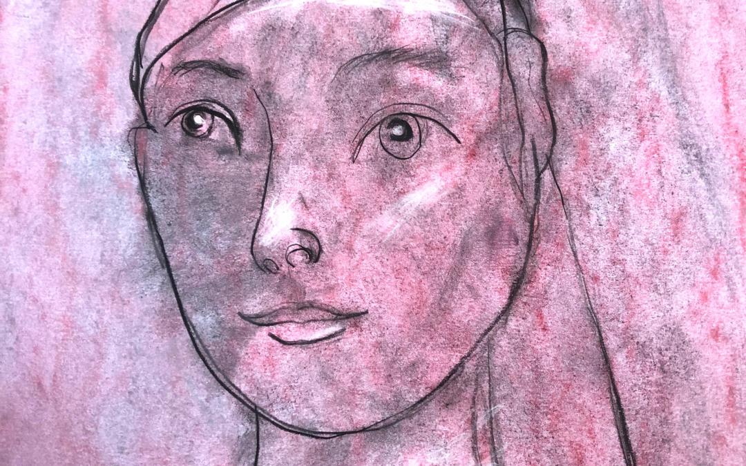 """""""Self-Portrait 2021"""" by Zoe"""