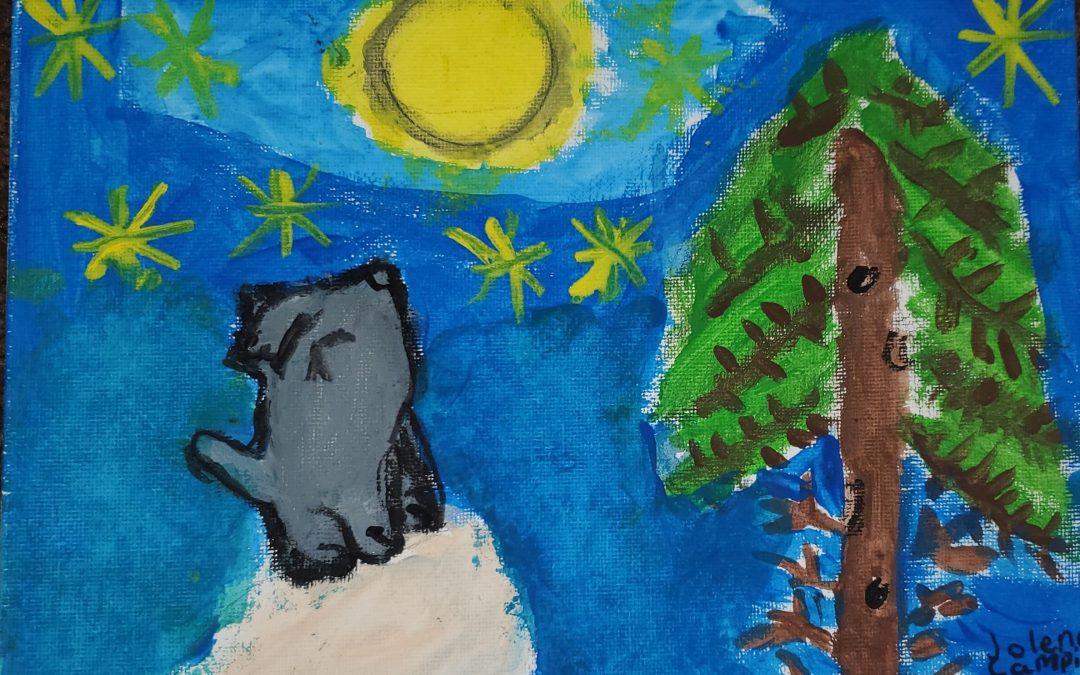 """""""Little Wolf"""" by Jolene C."""