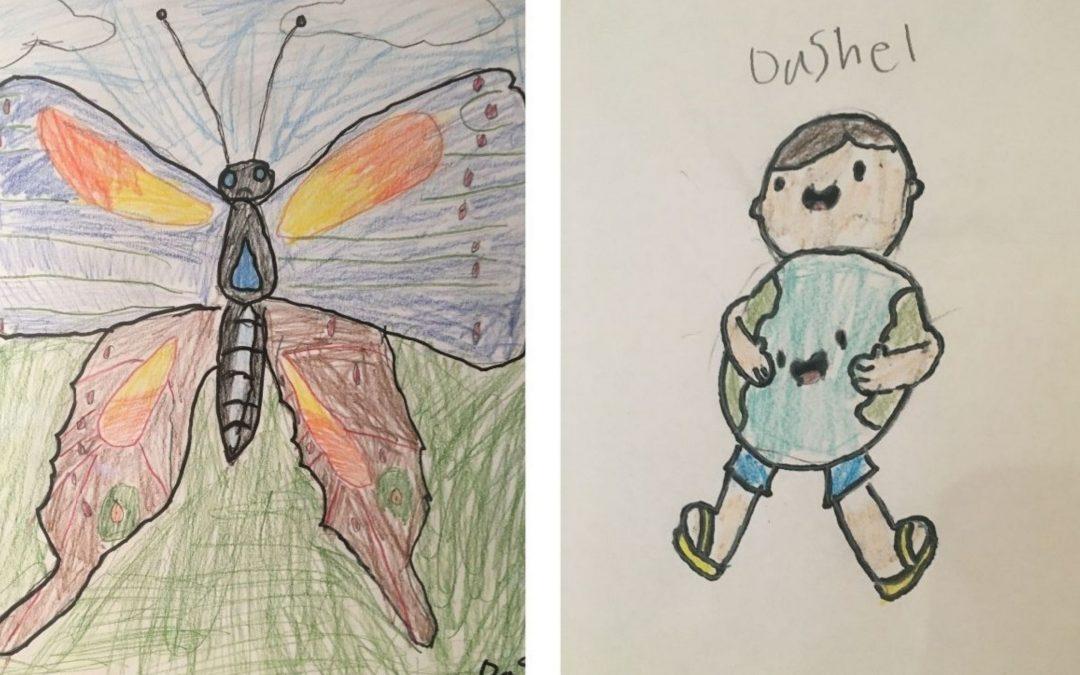 """Earth Day"" by Dashel"
