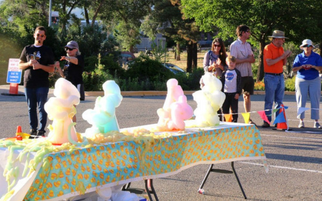 There's No Place like Los Alamos for Science Fun