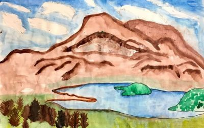 Featured Middle School Student Artwork