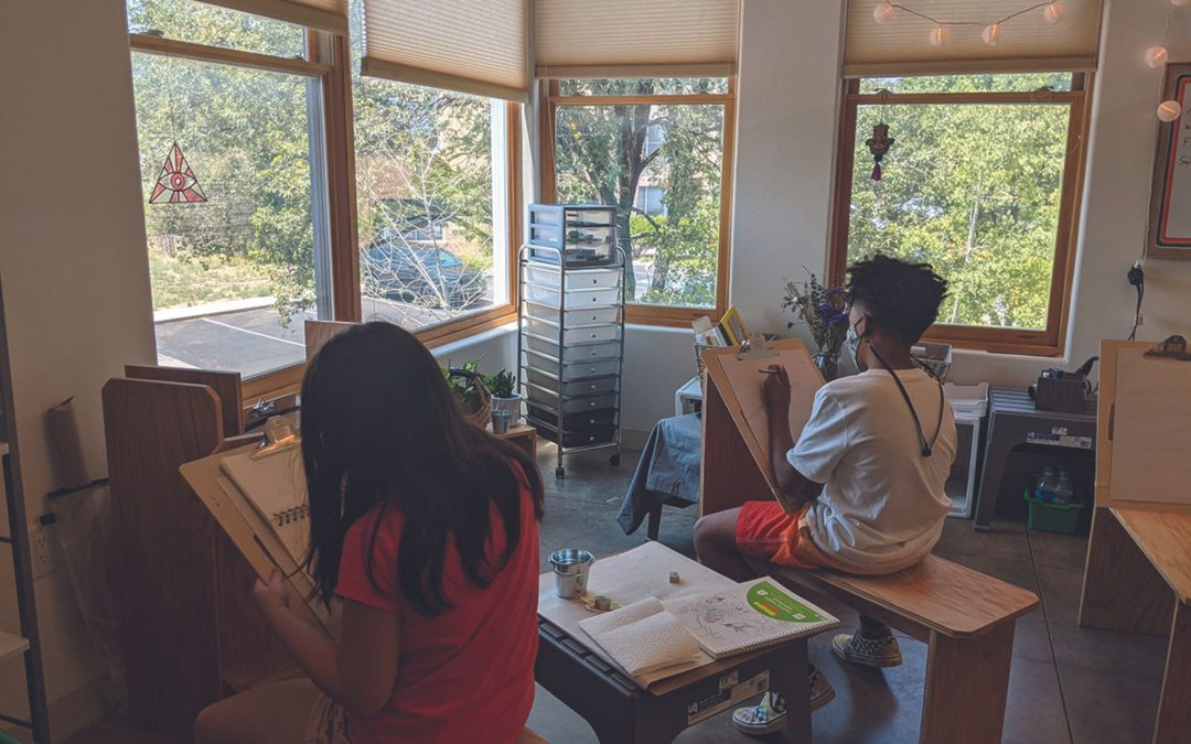 Art School Santa Fe Opens on Santa Fe's Southside