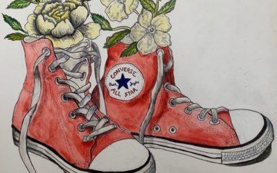 Featured High School Student Artwork
